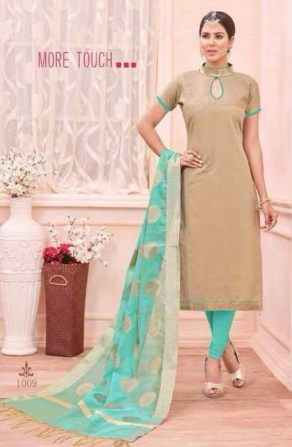 89dbe62db0 AVC Kanchipuram Silks Desginer Suits (12 pc catalog)   dress ...