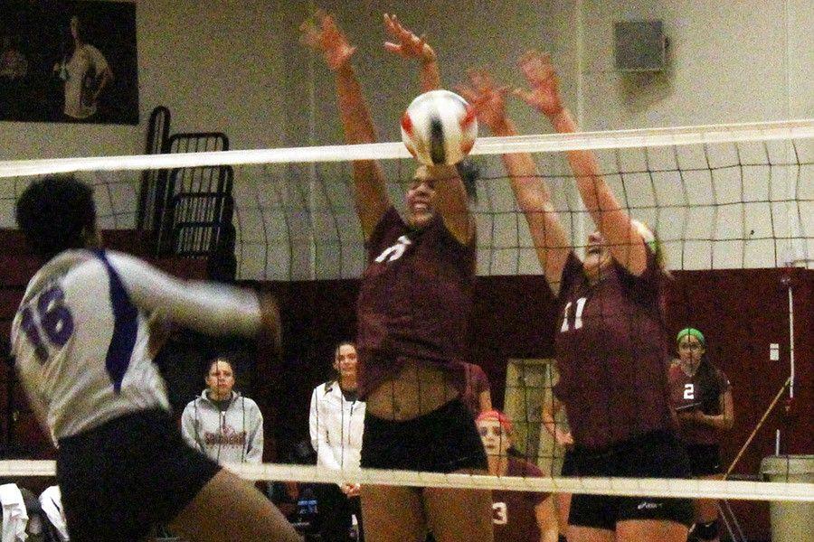 Grenadiers Comeback Comes Up Short Snap Seven Game Win Streak Volleyball Team Comebacks Oakland City