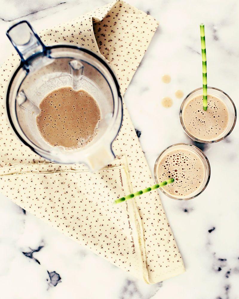 Sweet Potato Smoothie recipe - Foodess