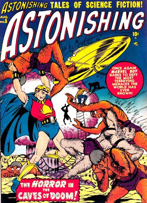 Astonishig comic.