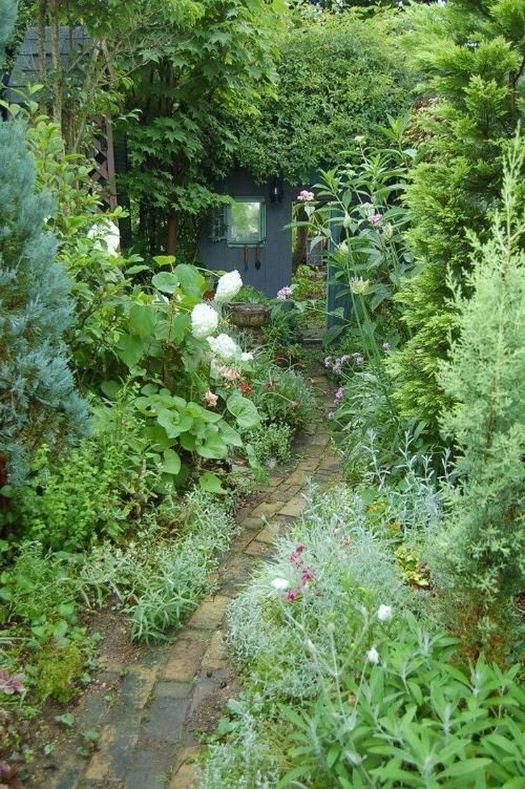 Stunning Cottage Garden Path!!!! Source? GardenPath