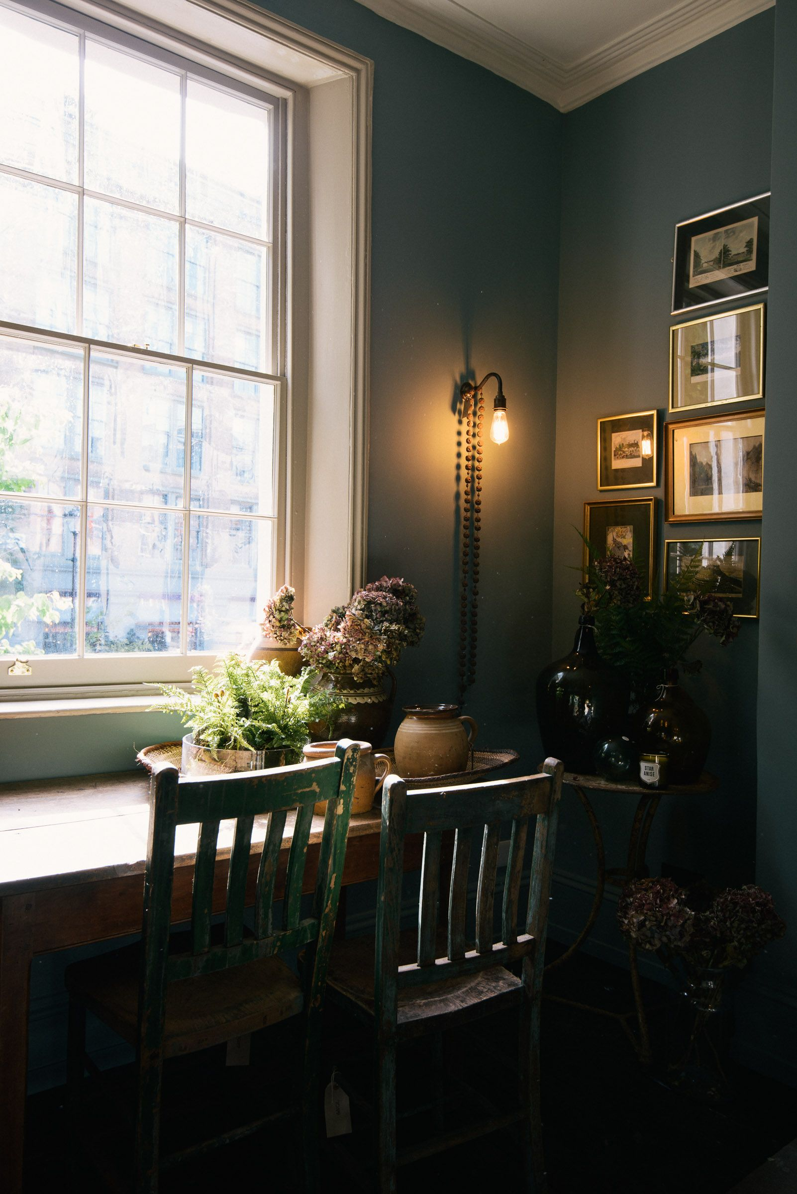 Best Painted In Beautiful Oval Room Blue By Farrow And Ball 400 x 300