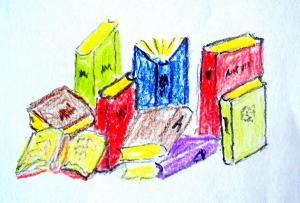 Bücher - Meine Enkel und ich - Made with schwedesign.de