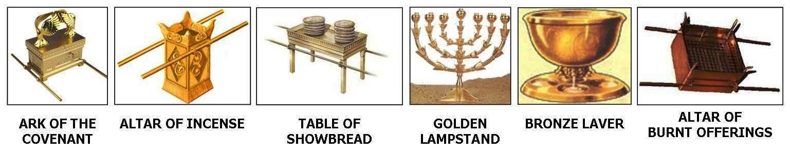 Bronze Altar Burnt Offerings