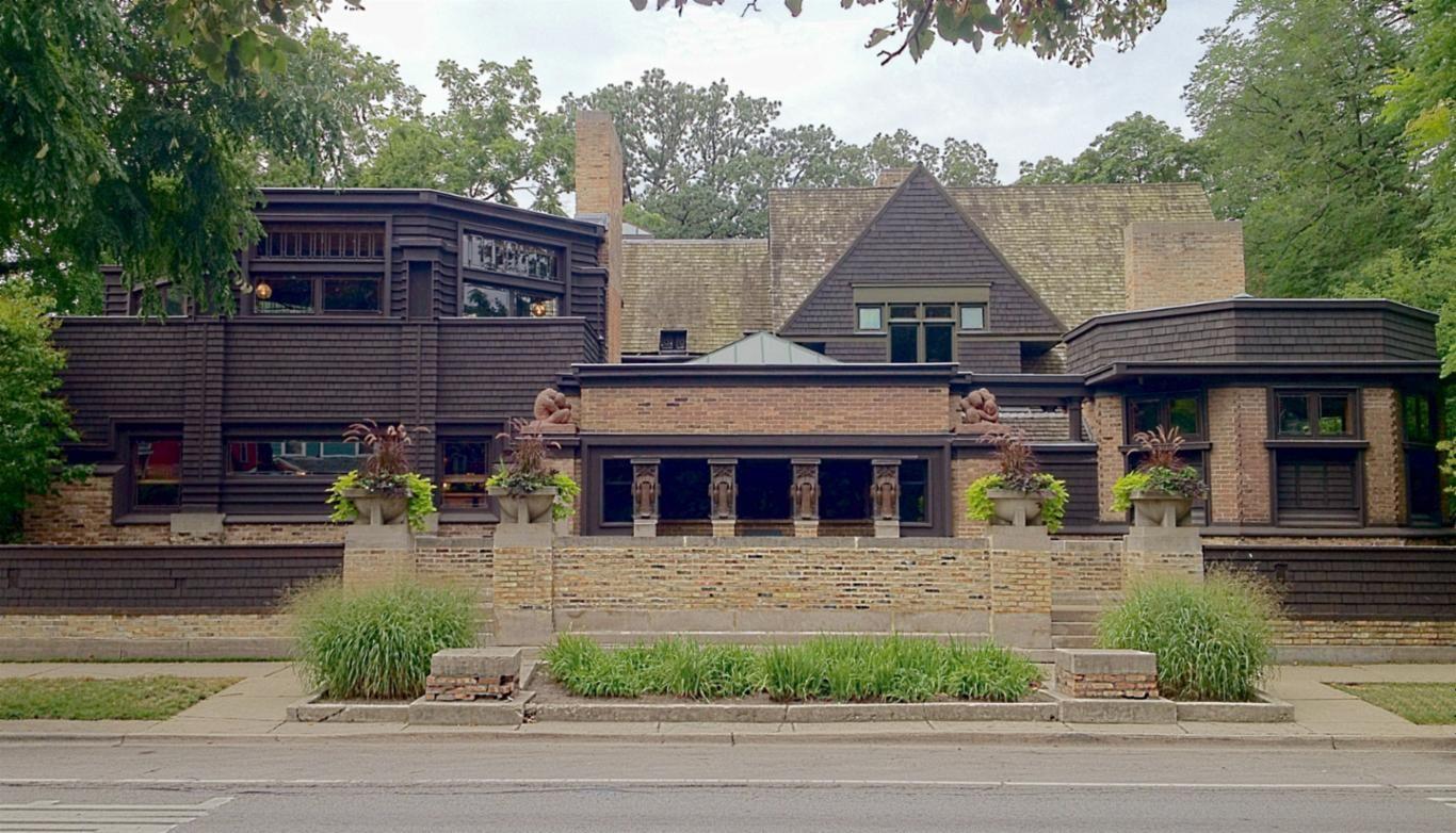 Pin On Architecture Design Frank Lloyd Wright