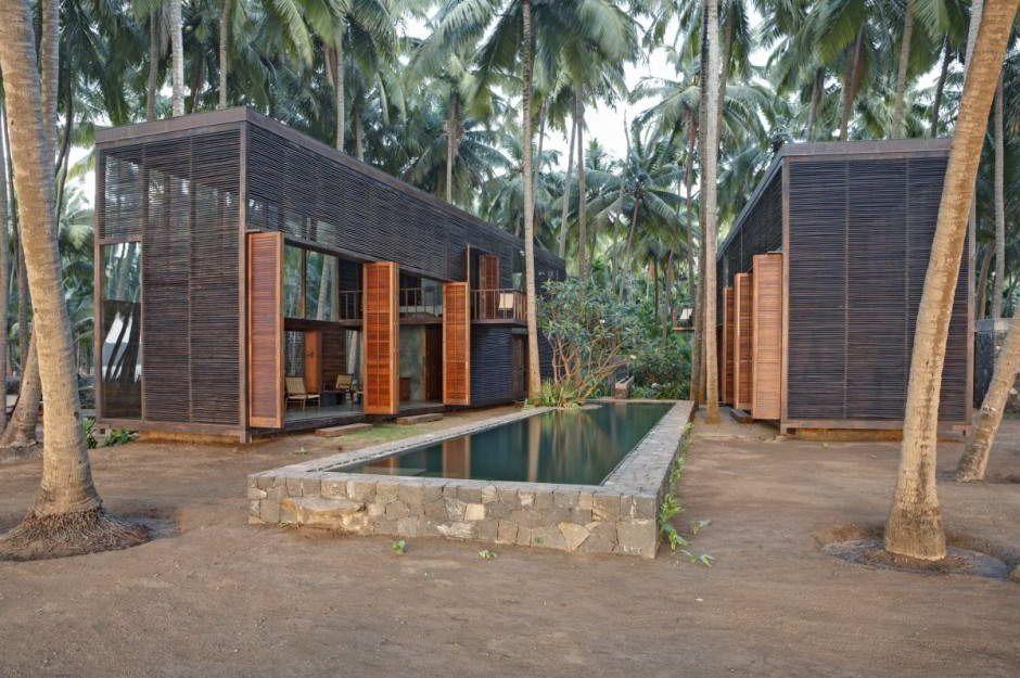 Maison En Palmier Au Sud De Moumbai En Inde Studio Mumbai