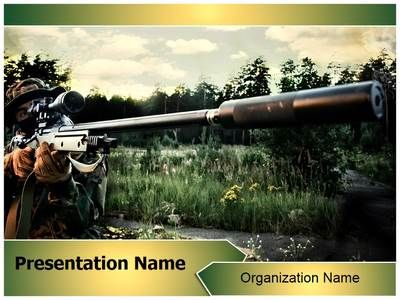 Sniper powerpoint template is one of the best powerpoint templates sniper powerpoint template is one of the best powerpoint templates by editabletemplates toneelgroepblik Image collections
