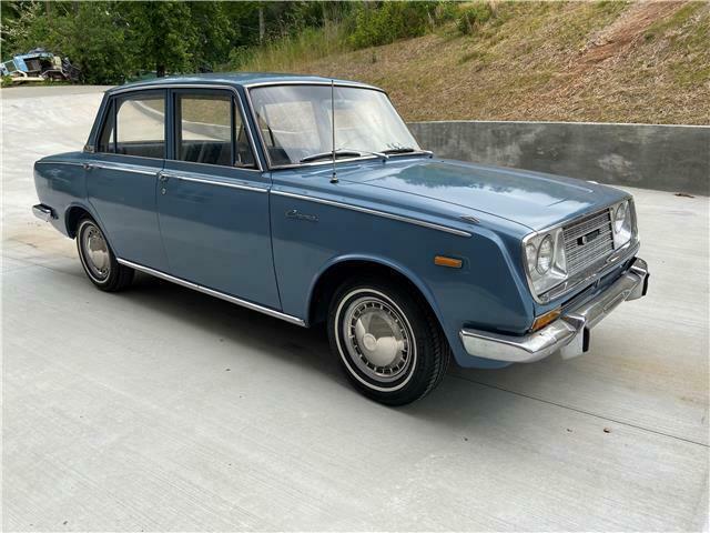 1967 Toyota Corona Deluxe Toyota Corona Toyota Corona