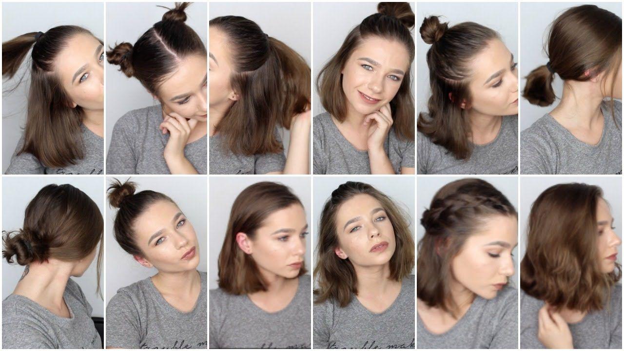 hairstyles for short hair for work | short hair | short hair