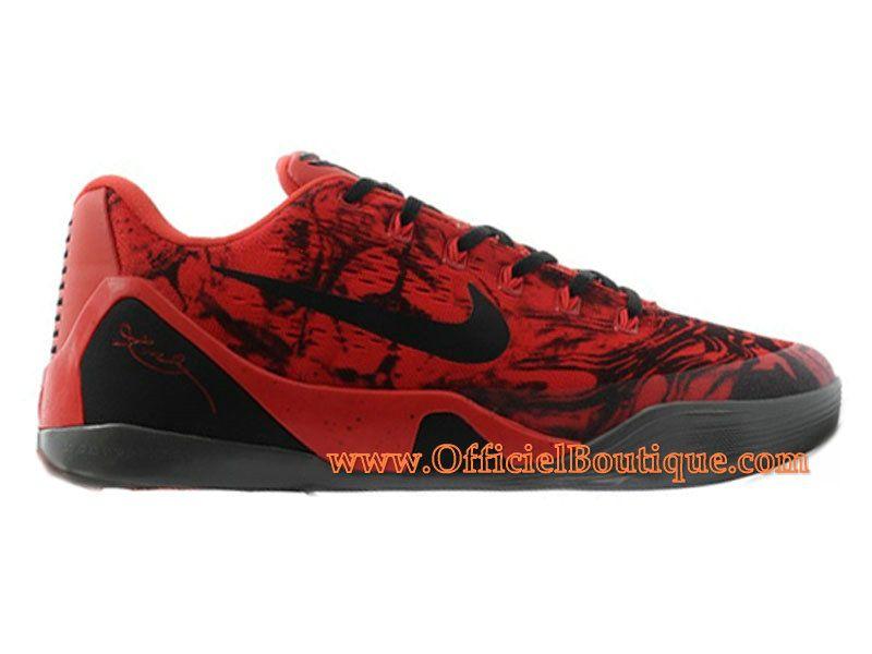 sports shoes ff000 9bff6 Nike KD 7 Bad Apple - Chaussure De Basket-ball pour Homme Pas Cher Noir  Rouge-653996-063 - Boutique Nike, …   Nike KD 7 Pas Cher -  NewNikeChaussure.com ...