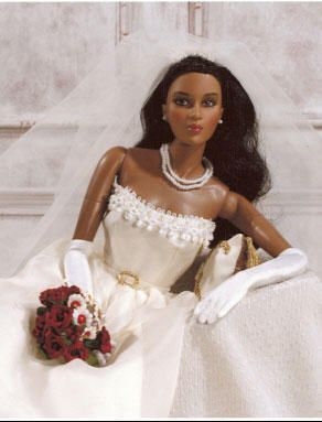 CED Wedding March Constance Doll