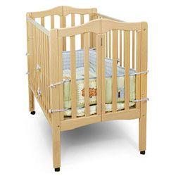 Bon Fold Away Portable Crib