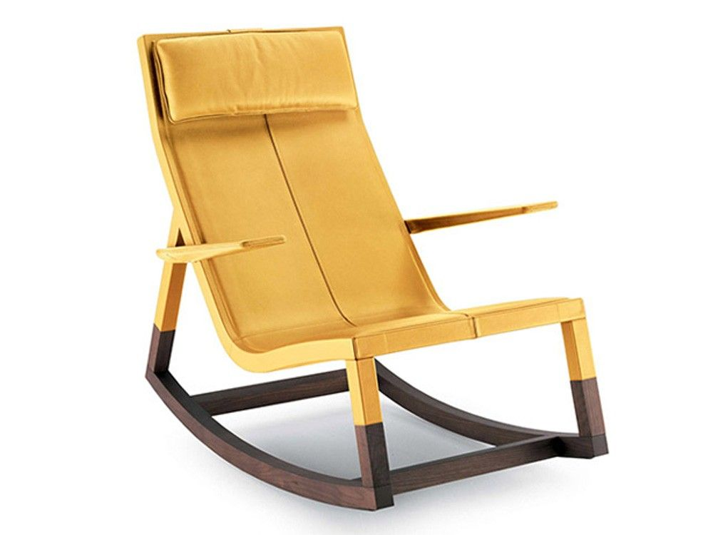 Don Do Rocking Lounge Chair Rocking Chair Wood Arm Chair Chair