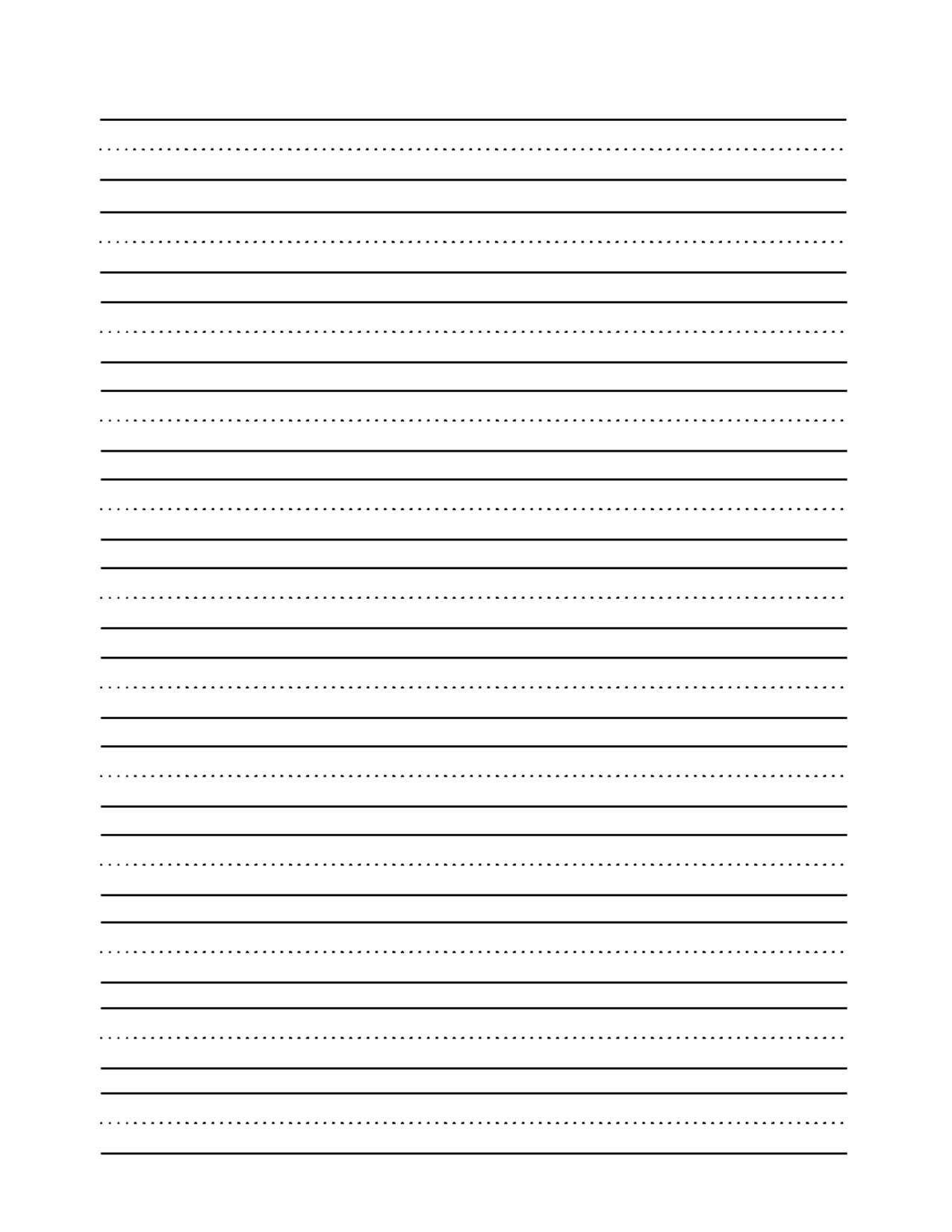 free cursive handwriting paper