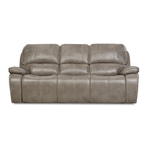 Super Smoke Gray Manual Reclining Sofa Jamestown Decorating Gmtry Best Dining Table And Chair Ideas Images Gmtryco