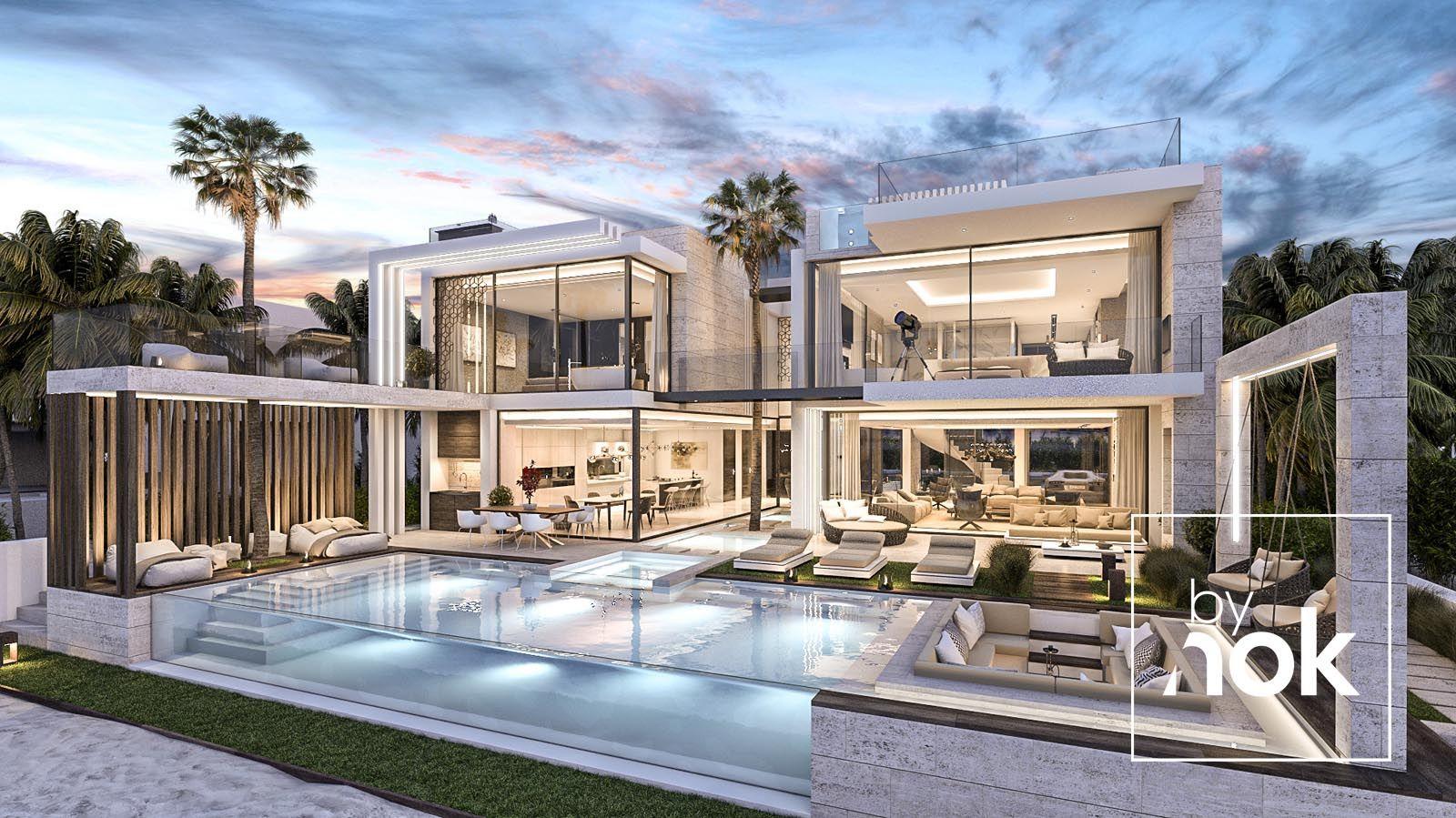 Introducing The Palm Luxury Villa In Dubai United Arab Emirates