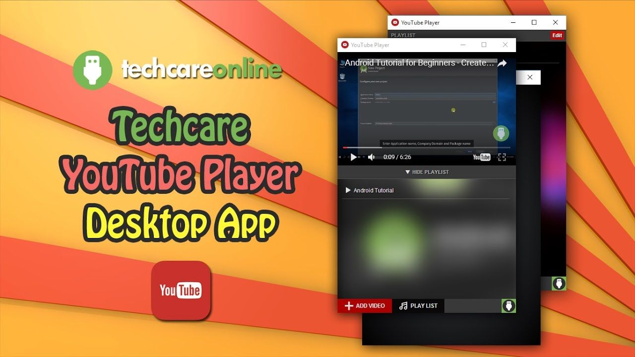 Pin by Techcare Online on Technology | Youtube, Desktop