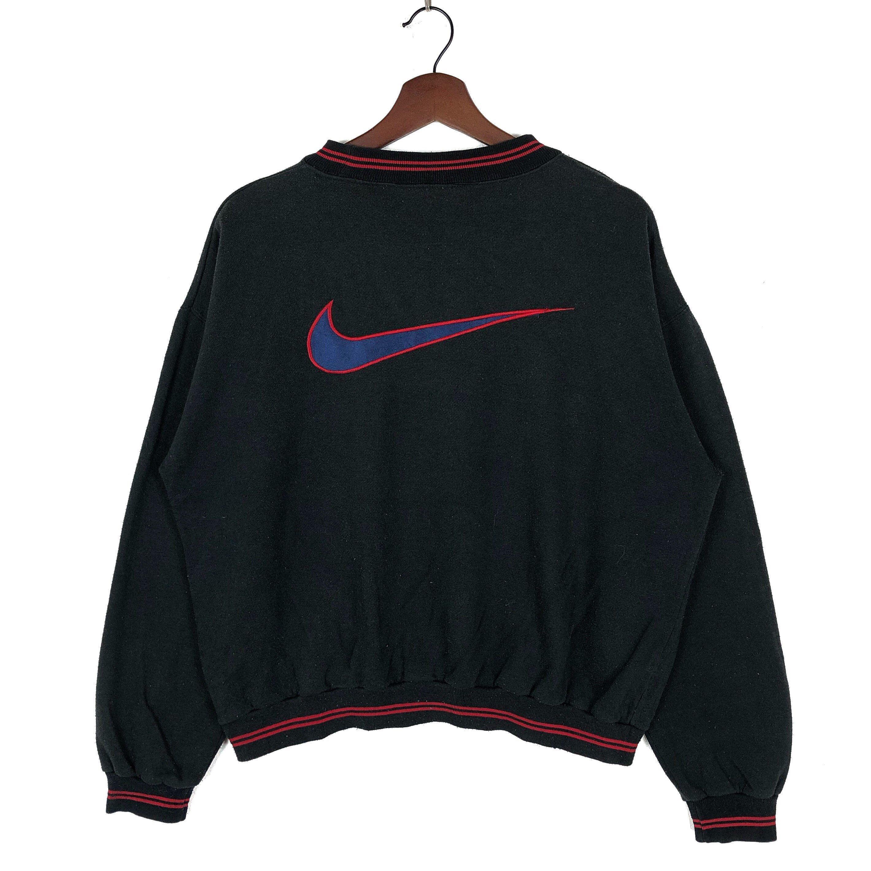 Amazing 90s Vintage Nike Sweatshirt Crewneck Embroidery Big Etsy Vintage Nike Sweatshirt Vintage Nike Nike Sweatshirts [ 2839 x 2839 Pixel ]