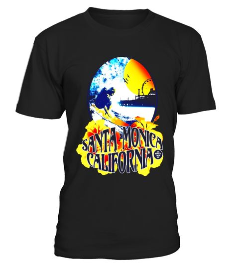 "# California Surfing Santa Monica Beach T-Shirt .  Special Offer, not available in shops      Comes in a variety of styles and colours      Buy yours now before it is too late!      Secured payment via Visa / Mastercard / Amex / PayPal      How to place an order            Choose the model from the drop-down menu      Click on ""Buy it now""      Choose the size and the quantity      Add your delivery address and bank details      And that's it!      Tags: A great gift for that surfer girl…"