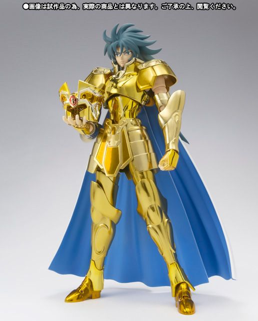 Japan import NEW anime BANDAI Saint Seiya Cloth myth EX Gemini saga surprise