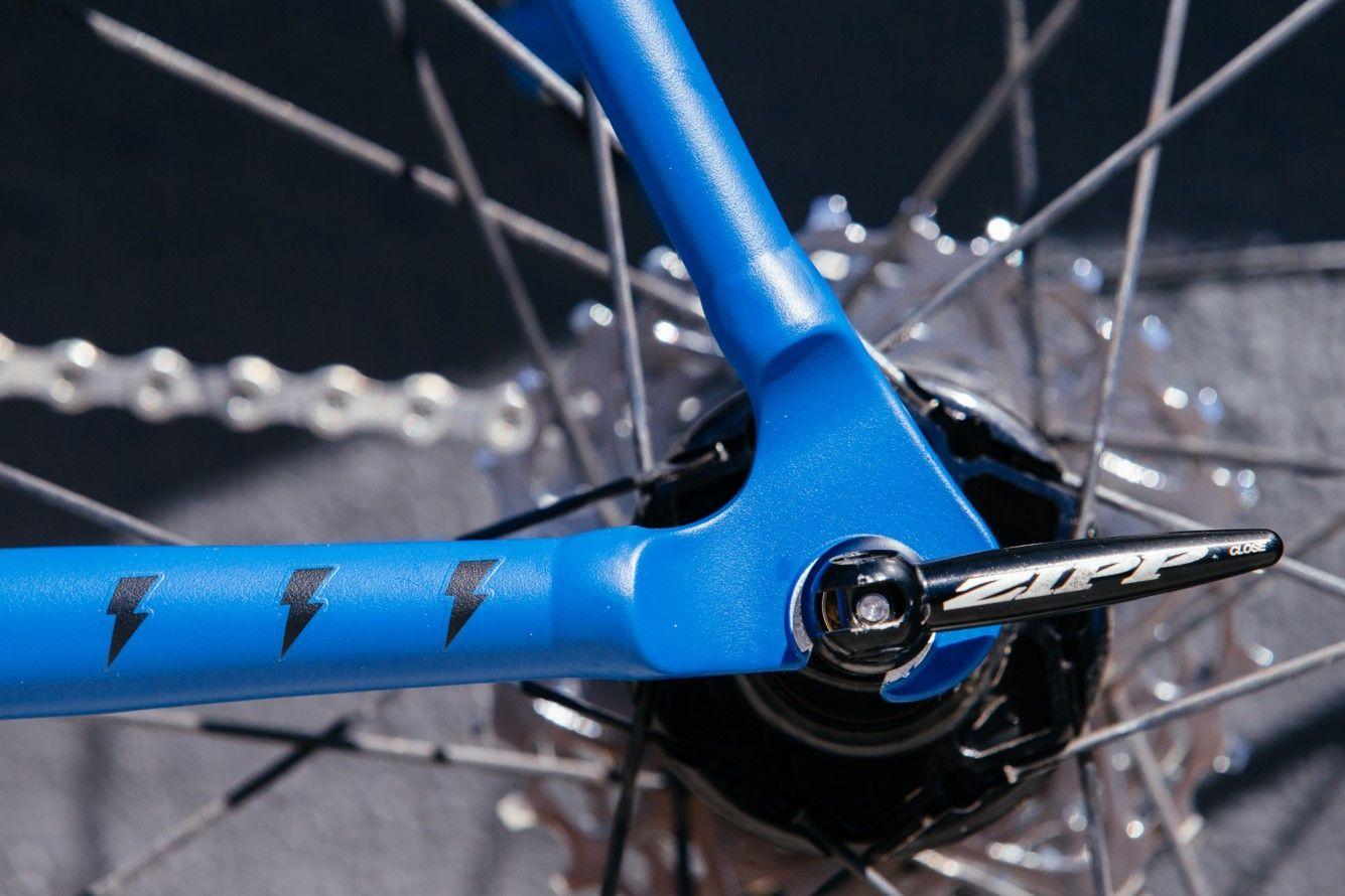 Chas Team Tcb Low Cross Bike