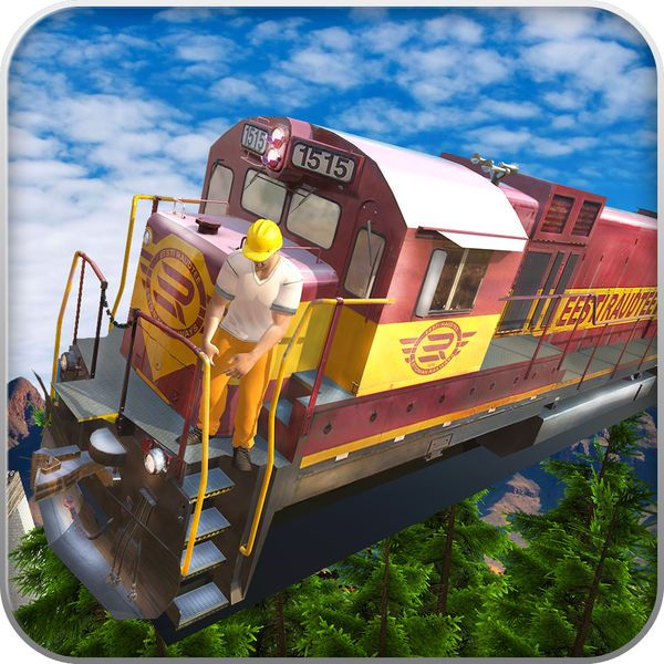 Download Tourist Flying Train Simulator for Mac Free