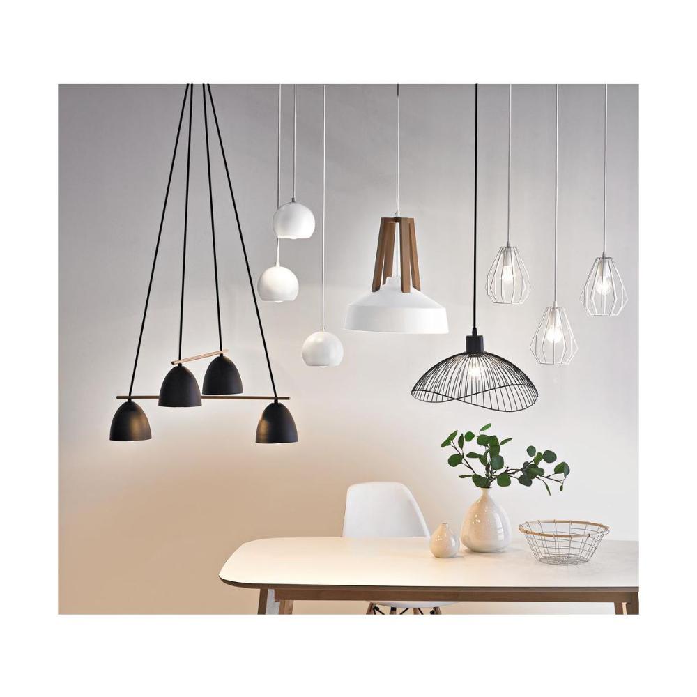 Lampa Wiszaca Aje Holly 5 Black Czarna E27 Activejet Zyrandole Lampy Wiszace I Sufitowe W Atrakcyjnej Cenie W Sklepach Lero Pendant Light Decor Home Decor