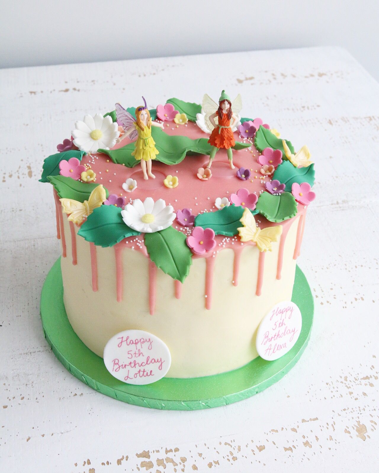 Pleasing Kids Birthday Cakes 7Th Birthday Cakes Fairy Birthday Cake Personalised Birthday Cards Sponlily Jamesorg