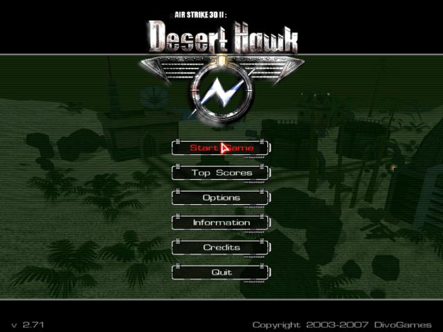 Desert Hawk Game Download is here [Figting Game