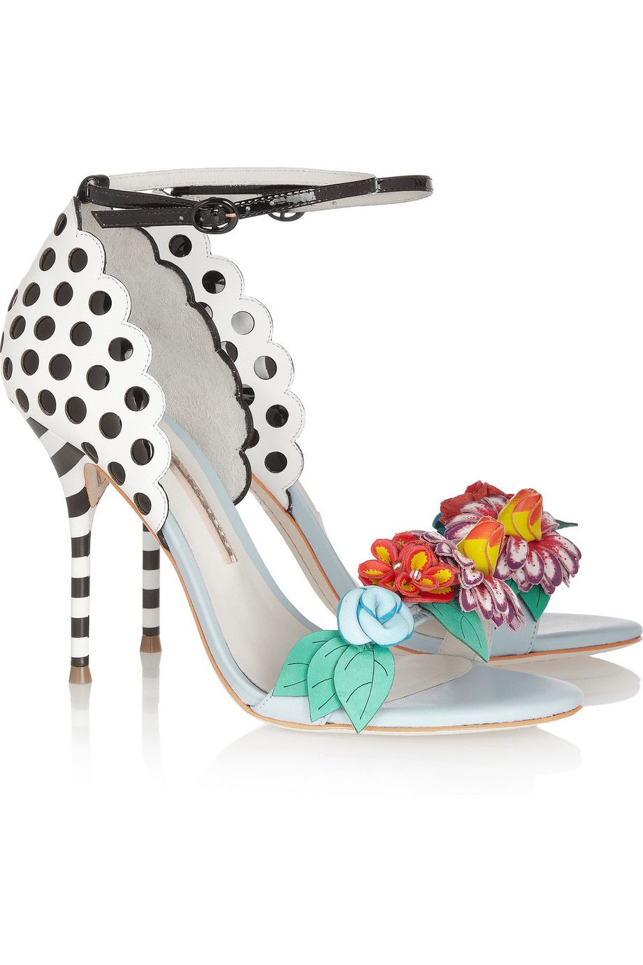 SOPHIA WEBSTER Embellished sandals n5mymC3i