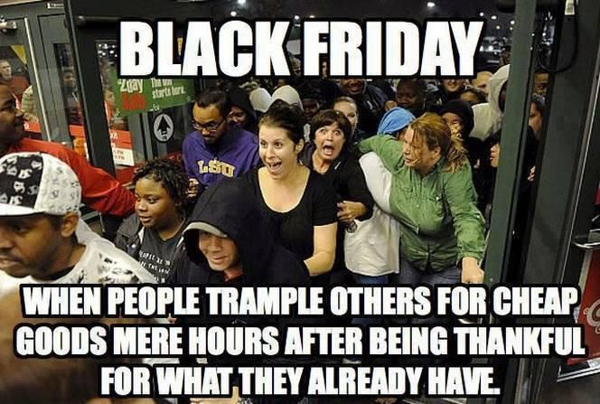 Black Friday Memes That Are 50% Off #blackfridayfunny
