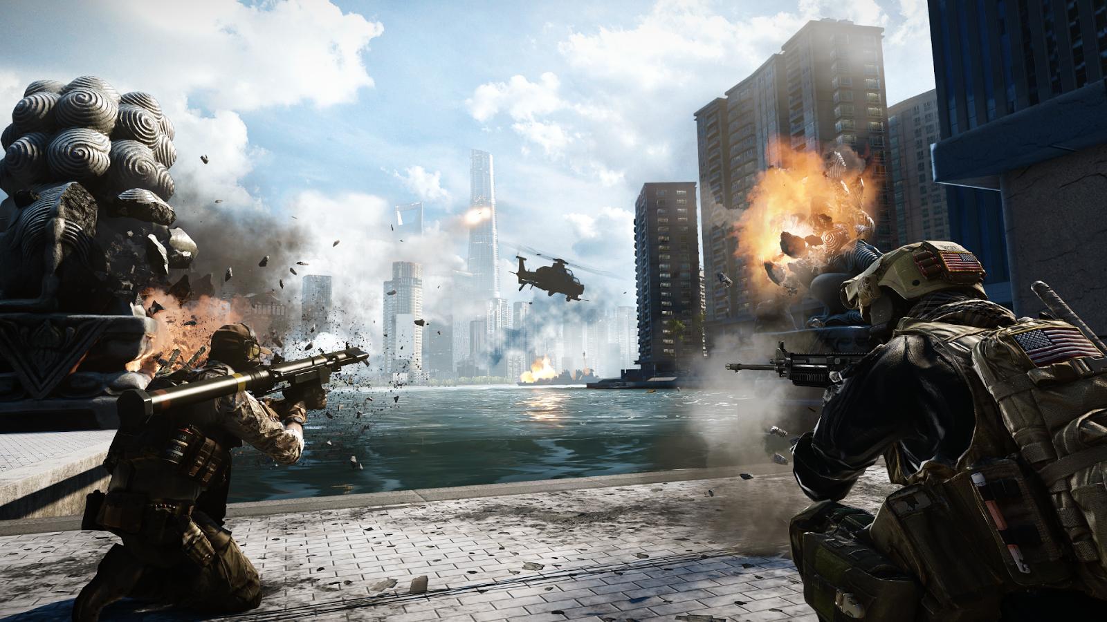 10 Game Perang Terbaik dan Terpopuler (PC, PS3, PS4