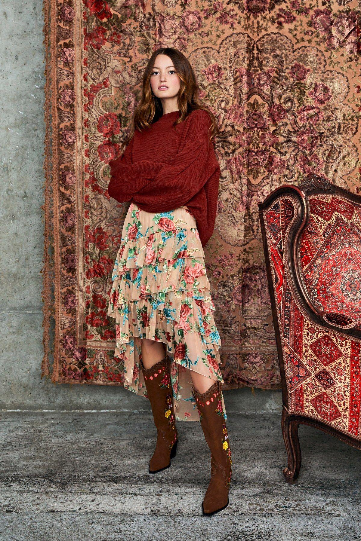 Alice + Olivia Pre-Fall 2020 Fashion Show