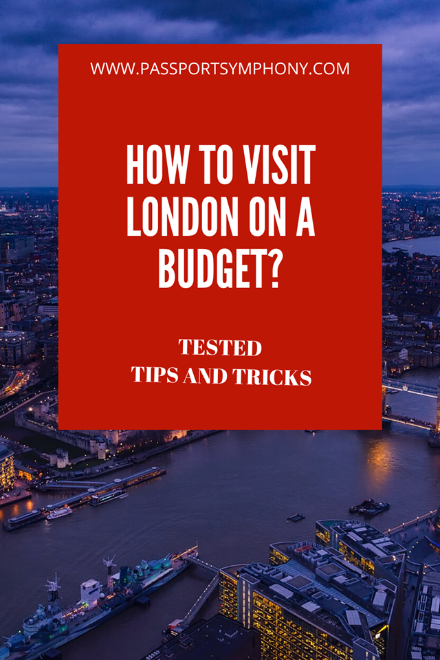 Are you planning to visit London soon? It might be one of the most expensive cities in Europe, but there are some ways in which you can save money and visit London on a budget!   #londononabudget #visitlondon #travellondon