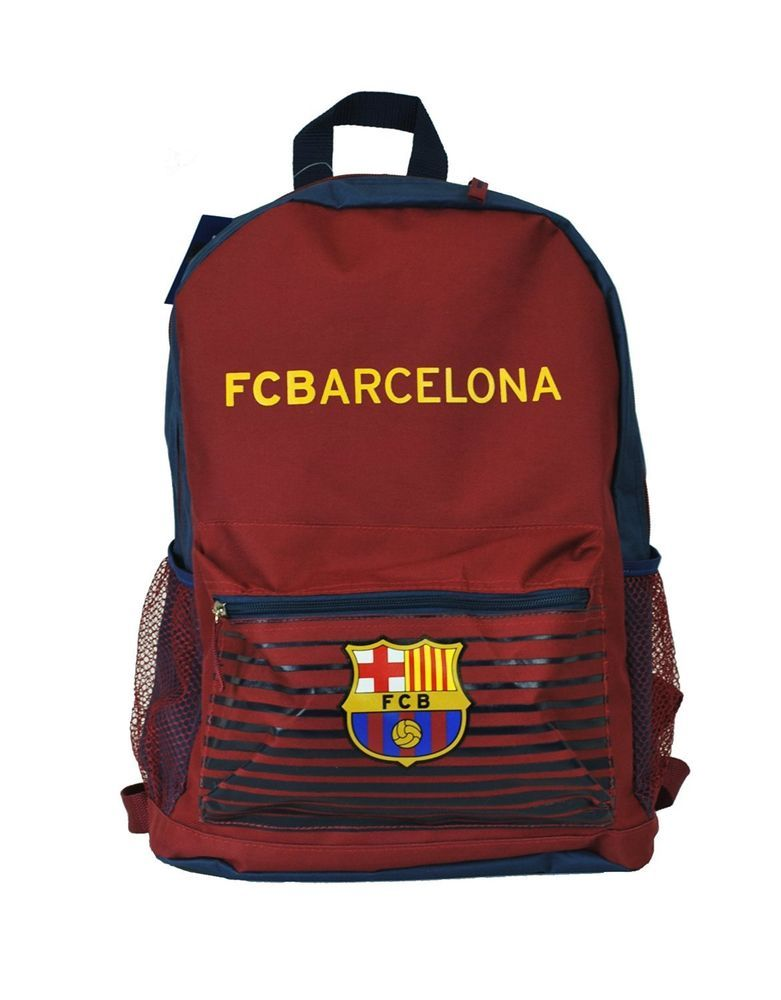 593329a48 backpack FC Barcelona school mochila bookbag cinch Bag official Messi 10  #ISPORT #FCBarcelona