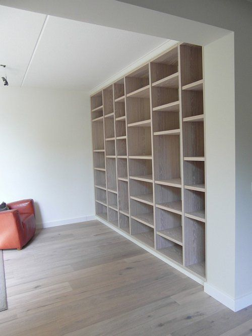 Boekenkast Op Maat Almere.Kast Op Maat Almere Interieur In 2019 Doors Floors Unique