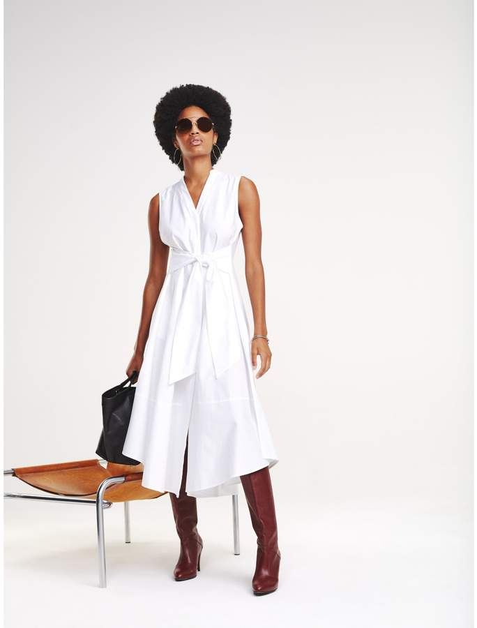 f8104c4f563 Zendaya Sleeveless Shirt Dress in 2019 | Products | Dresses, Tommy ...