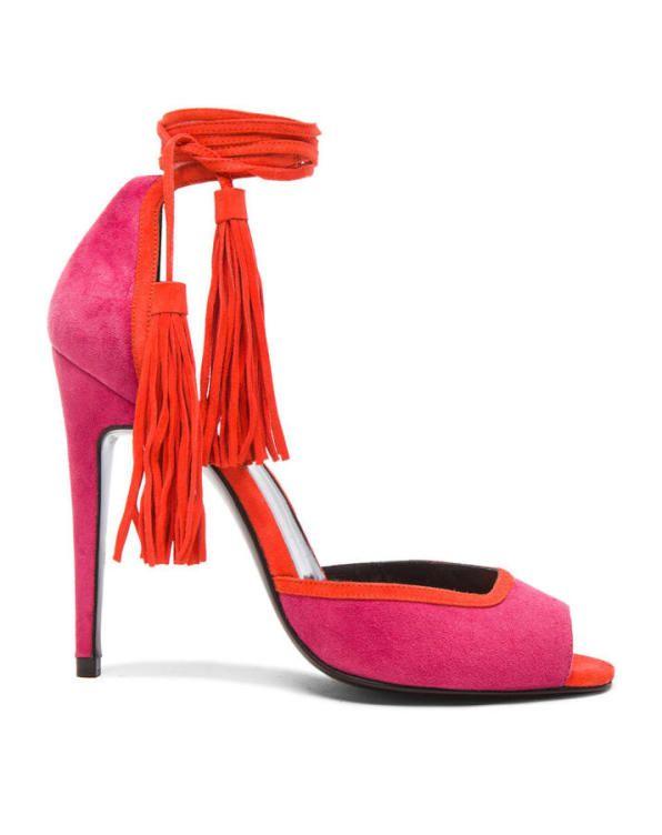 Modelo Majorelle Pink de Pierre HArdy