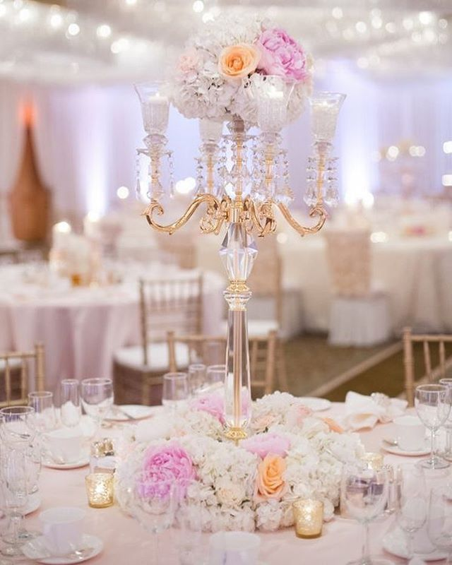 centerpieces for wedding receptions with candles%0A Dream centerpiece inspiration    Photography  Melissa Gidney