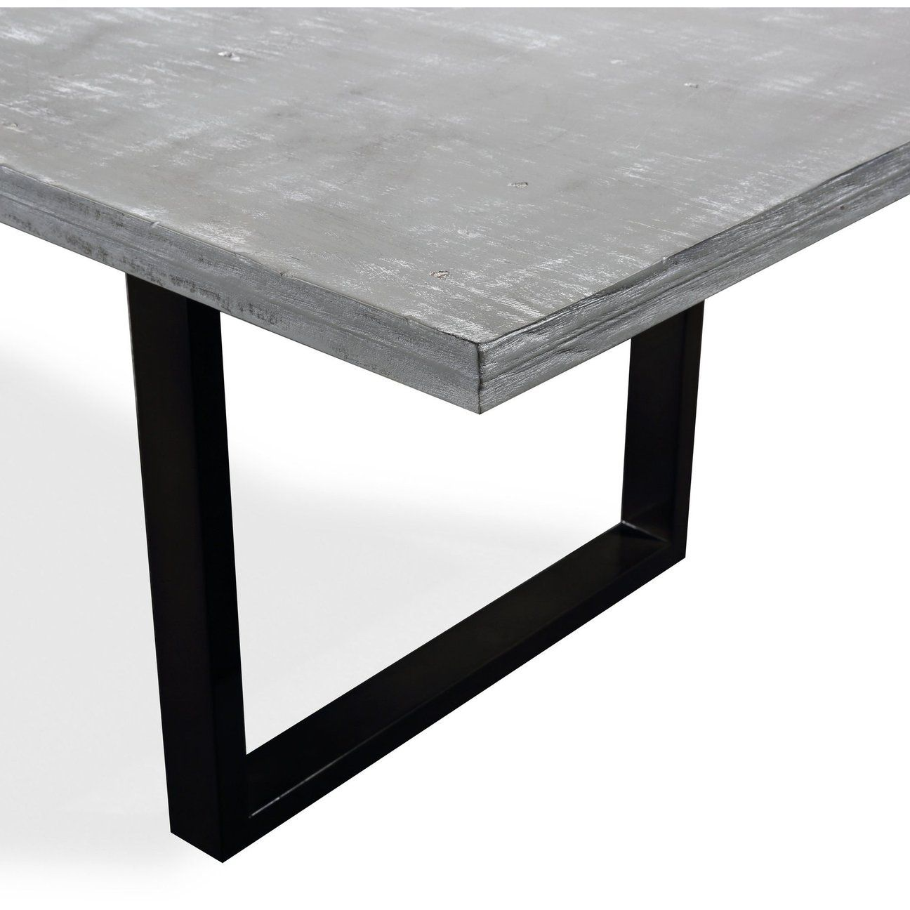 Tov Furniture Modern Urban Light Concrete Table Tov G5451 Concrete Dining Table Furniture Modern Furniture
