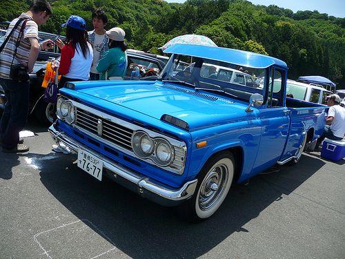 Toyota Stout Classic Cars Toyota Toyota Trucks