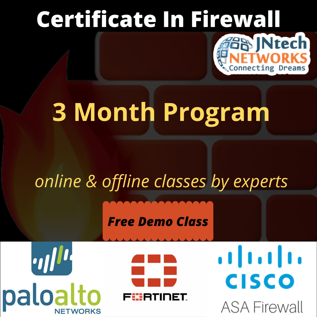 Learn Firewall Classroom Training Palo Alto Firewall Online Courses