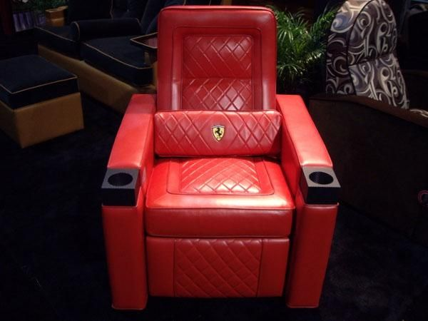 Custom built $3500 Ferrari theater seat & Custom built $3500 Ferrari theater seat | Home Theater Furniture ... islam-shia.org