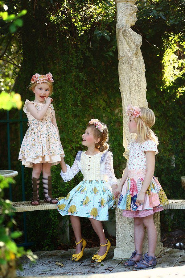 Spring Skirt Collection - 3 Pack