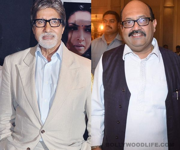Here is what Amitabh Bachchan has to say on Amar Singhs comment on Jaya Bachchan!