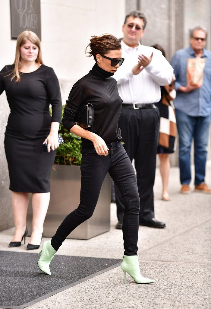 Victoria Beckham's Travel Shoes Are the Type You'd Never ...