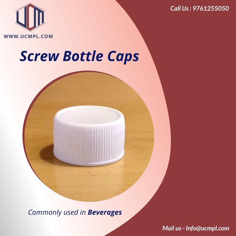 Screw Bottle Caps Plastic Bottle Caps Bottle Cap Bottle
