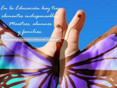 Nuestra Señora de Guadalupe Consultorio Psicopedagógico : Tarjetas educación
