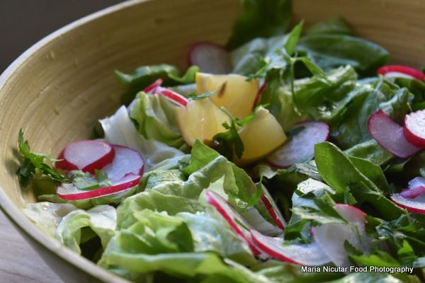Dieta cu salate