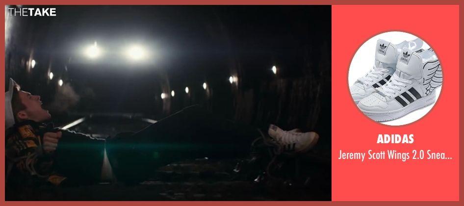 Adidas Jeremy Scott Wings zapatillas como visto en Gary 'eggsy' Unwin